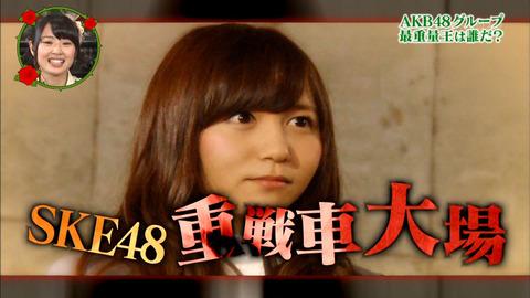 【SKE48】大場美奈ってテレビで結構ブッ込むよな