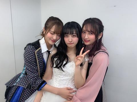 第2回AKB48グループ歌唱力No.1決定戦、2位のNMB48山崎亜美瑠さん「負けて悔しいです。一位が良かった」
