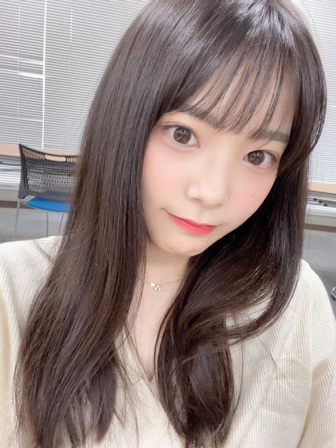 【NMB48】7.5期研究生・李始燕がグループお話会にサプライズで参加!