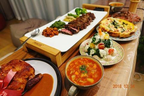 【画像】前田敦子さん手作りのクリスマスディナーが豪華過ぎると話題に
