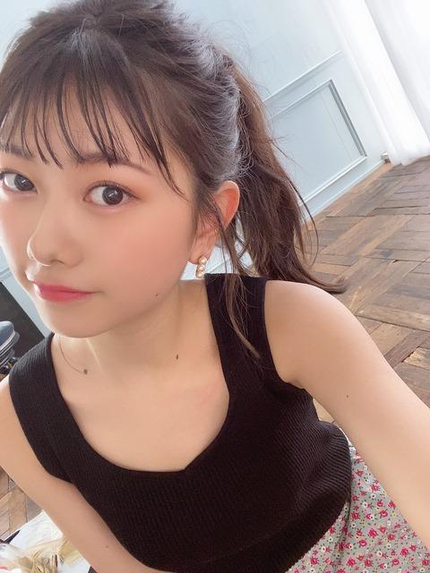 【朗報】千葉えりぃちゃんがついに千葉えちぃちゃんになる【AKB48・千葉恵里】