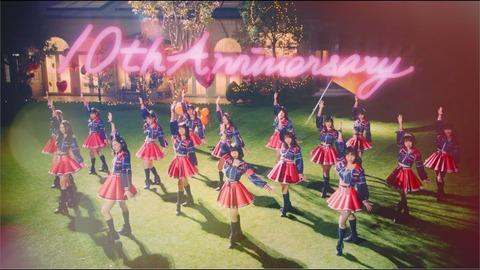 【遅報】SKE10周年記念曲「無意識の色」MVの見ごたえがやばい