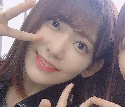 【HKT48】韓国から帰国した宮脇咲良さん、最新の顔面www