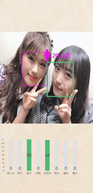 【NMB48・AKB48】なぎちゃんの顔年齢を診断してみた結果www【渋谷凪咲・坂口渚沙】