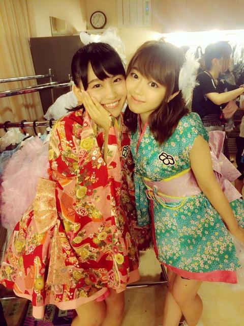 【AKB48】文春「小嶋真子が峯岸みなみに恋愛相談する音声を持ってて公開する可能性もある」