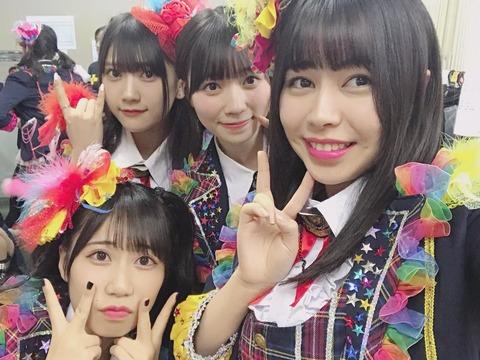 【悲報】HKT48宇井真白が卒業を示唆・・・?