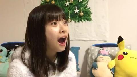 【悲報】HKT48松岡はなちゃんがモンスターハウスの例のシーンを見た結果wwwwww
