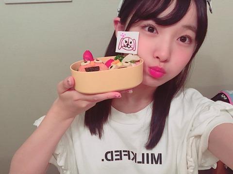 【AKB48】久保怜音ちゃんが作ったキャラ弁がなかなかハイクオリティー!