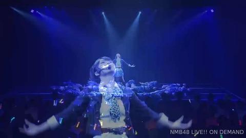 【NMB48】前田令子が研究生「夢は逃げない」公演第3章センター!