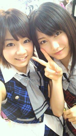 AKB48島田晴香が横山由依に一日でtwitterフォロワー数抜かれる