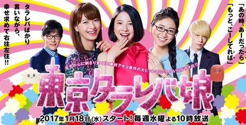 【悲報】後藤萌咲、大島優子が出演する「東京タラレバ娘」を知らない