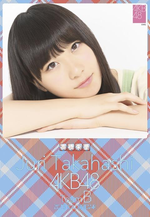 【AKB48】2015年の卓上カレンダー売上ランキング
