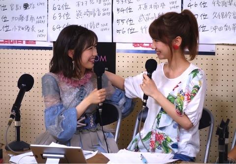 【AKB48総選挙】今年はゆきりんのSHOWROOM中継はやらないの?【柏木由紀】