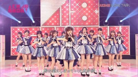 【キャプ画像あり】AKB48SHOWが選挙選抜アンダーは順位関係なく運営が推したいメンバーにする事にした模様