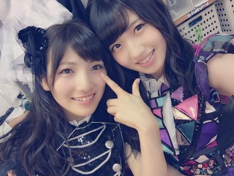 【AKB48】ゆいりーって股がゆるい気がする【村山彩希】