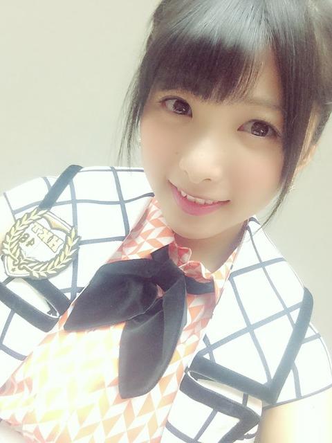 【HKT48】総選挙42位で選抜漏れの岡田栞奈「どうしても色々と考えてしまう」