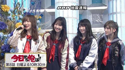 【悲報】AKB48柏木由紀さんのセーラー服にお茶の間が凍り付くwww