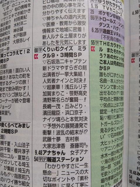【朗報】AKB48武藤十夢「ミラクル9」3時間スペシャル出演決定!