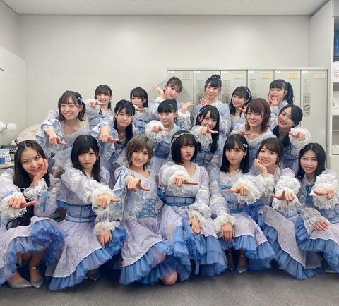 【NMB48】白間美瑠のパンチラ画像キター😍😍😍