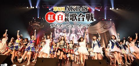 「第8回AKB48紅白対抗歌合戦」出演メンバー発表キタ━━━(゚∀゚)━━━!!