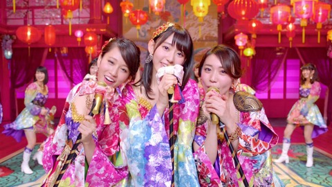【AKB48】「君はメロディー」MV short ver.公開キタ━━━━(゚∀゚)━━━━!!