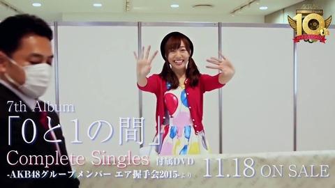 【AKB48G】握手会の後にメンバーが裏で呟いてそうな一言