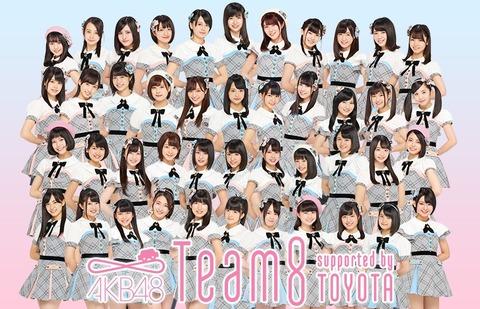 【AKB48】チーム8メンバーが個人755やInstgramを開始!!!