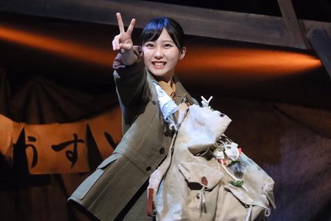 【悲報】HKT48田中美久ちゃんのヤクザ役に無理がありすぎる