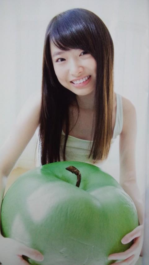 【AKB48】久保怜音ちゃん(13歳)がエロ過ぎるんだが