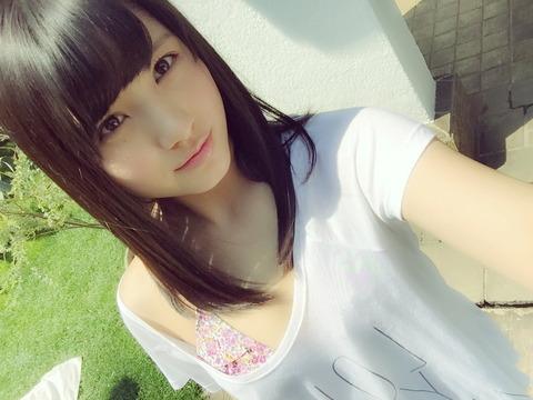 【AKB48】帰宅してなーにゃがリビングでごろごろしていたら、お前らどうする?【大和田南那】
