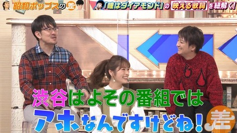 【朗報】NMB48渋谷凪咲、土田晃之に馬鹿にされるwwwwww【てんとうむChu!】