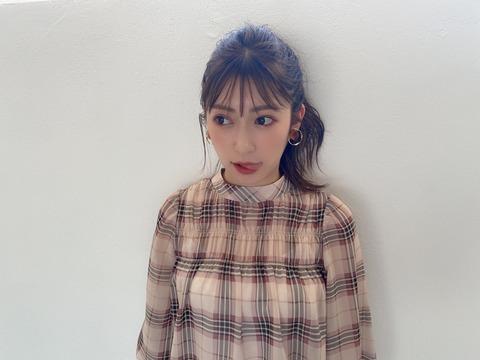 【朗報】NMB48吉田朱里が12/23発売Ray2月号でソロ表紙!!!