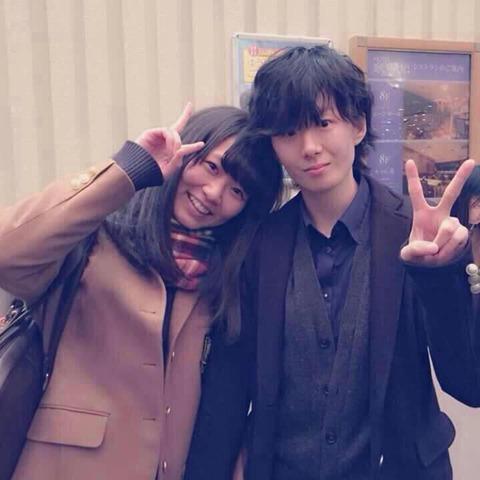 【悲報】元AKB48高島祐利奈さん彼氏?との2ショットが早速流出www