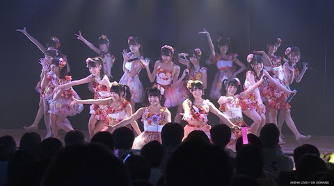 【AKB48】最近劇場の休み多すぎじゃね?