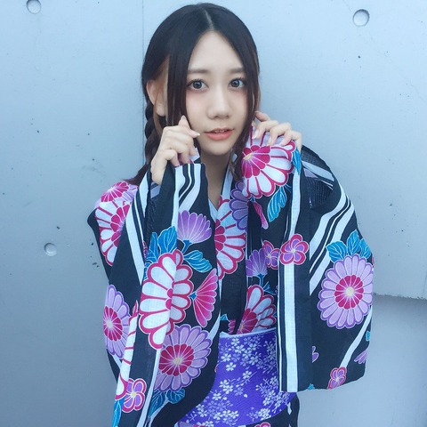 【SKE48】古畑奈和「すき?」