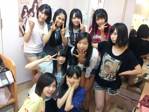 【AKB48】おぃ、12期推してる奴はちょっと顔だせや