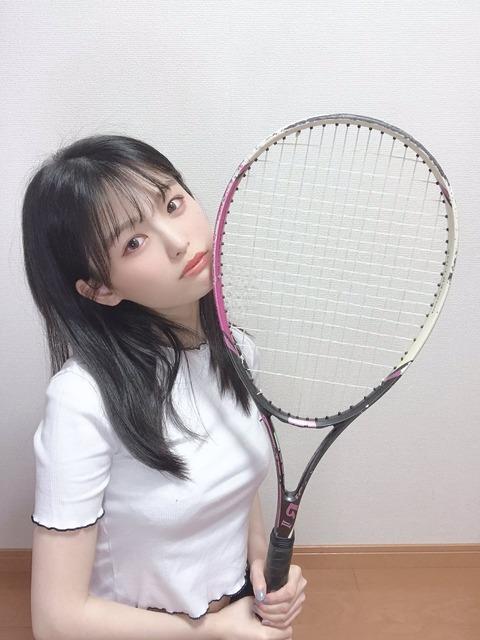 【NMB48】新澤菜央ちゃんのお●ぱいwwwwww【しんしん】