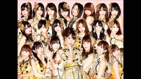 AKB48がもし無かったとして一番売れただろうメン
