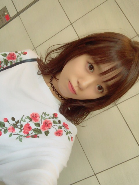 【AKB48】髪を切った飯野雅が可愛い!!!