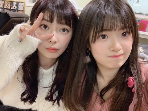 【AKB48】おりんちゃんがバレンタインにおパンツ見せてくれたよ!【武藤小麟】