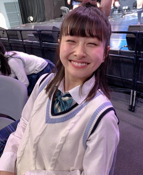 【HKT48】松岡はな「ハッピーバレンタインデー。はなからは大きな愛をプレゼント~」
