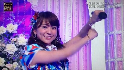 【AKB48】日テレで昔の映像が流れたけど今より華があってビジュアルよくね?