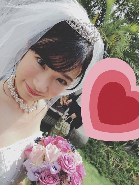 【元SKE48】矢神久美さんの結婚式の画像をご覧くださいwww