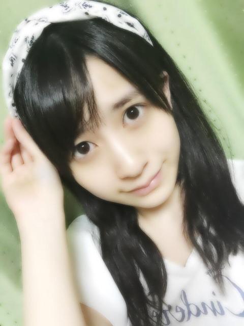 【悲報】AKB48佐々木優佳里が向井地美音の私信事件をさりげなくdisる