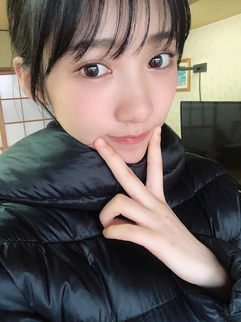 【快挙】NMB48研究生横野すみれが二度目の週プレグラビア掲載!
