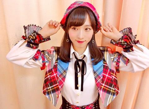 【AKB48】次のシングルセンターって絶対小栗有以でしょ?