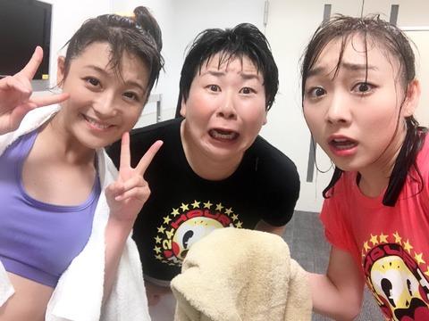 【SKE48】須田亜香里が熱湯風呂でやらかすwwwまさかのノーリアクションwww