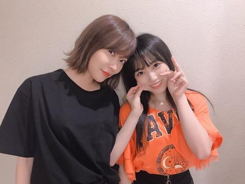 【HKT48】指原莉乃が売れる前に後輩の矢吹奈子をシバくと恫喝か?www