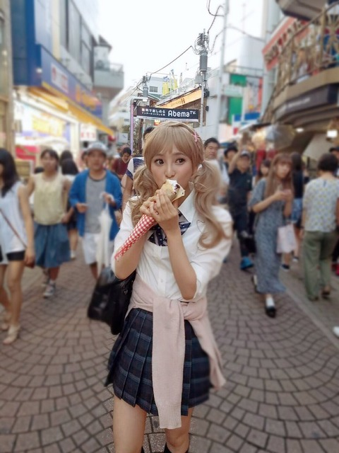 【HKT48】総選挙の公約通りギャルに変身したはるっぴが可愛過ぎる!!!【兒玉遥】