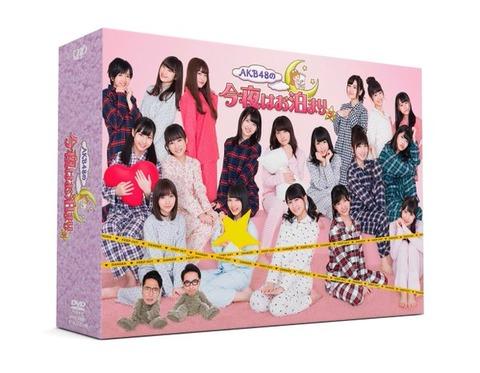 【AKB48G】これが運営の考えるグループ若手選抜【今夜はお泊まりッ】